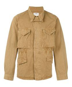 Visvim | Легкая Куртка С Надписью На Спине