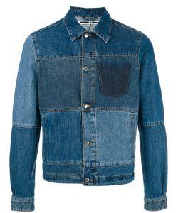 Mcq Alexander Mcqueen | Patchwork Denim Jacket 50 Cotton