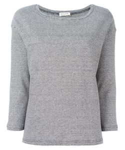 Masscob | Striped Sweatshirt L