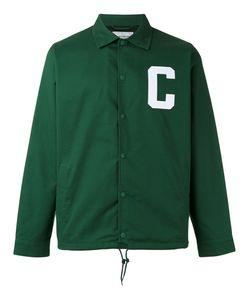 Carhartt | Letter Shirt Jacket Size Large