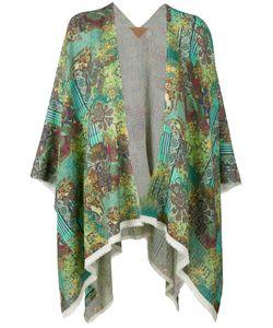 ERMANNO GALLAMINI | Paisley Print Oversized Jacket