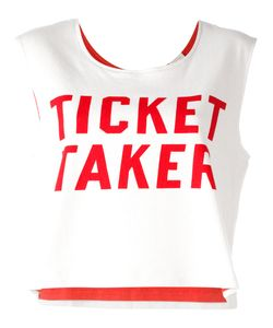Levi's® | Levis Ticket Taker Top Medium Cotton