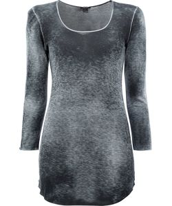 Avant Toi | Washed Effect Jumper Small Viscose