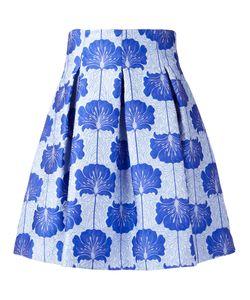 P.A.R.O.S.H. | Jacquard Skirt Xs Polyester/Polyamide/Silk/Viscose