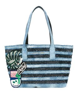 Marc Jacobs | Denim Wingman Tote Cotton