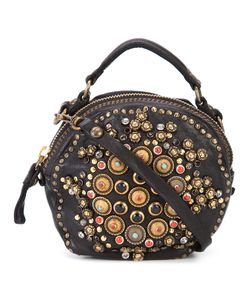 Campomaggi | Round Embellished Shoulder Bag