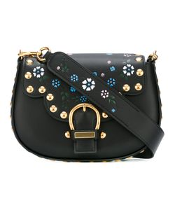Marc Jacobs | Studded Navigator Saddle Bag