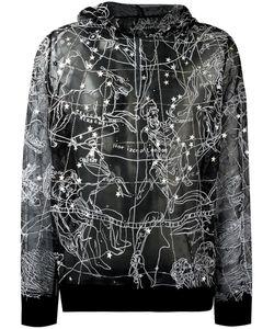 Ktz | Constellation Hoodie Adult Unisex Small Silk