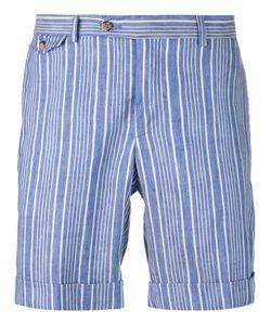 Pal Zileri | Striped Shorts 48