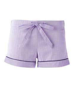 OTIS BATTERBEE | Bow Pyjama Shorts Medium Cotton