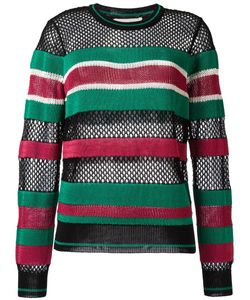Isabel Marant Étoile | Striped Jumper 40 Viscose/Polyester