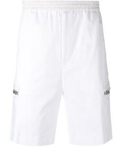 Les Hommes | Zip Pocket Cargo Shorts