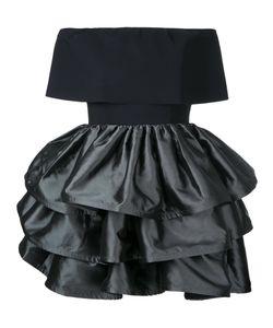 GRETA CONSTANTINE | Ruffle Skirt Dress Women