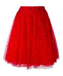 P.A.R.O.S.H. | P.A.R.O.S.H. Tulle Layered Skirt S
