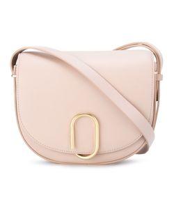 3.1 Phillip Lim | Alix Saddle Crossbody Bag Calf Leather/Cotton