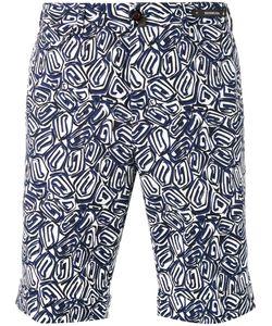 Pt01   Printed Shorts Size 52