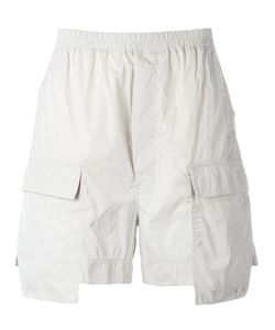 Rick Owens | Loose-Fit Cargo Shorts Size 40