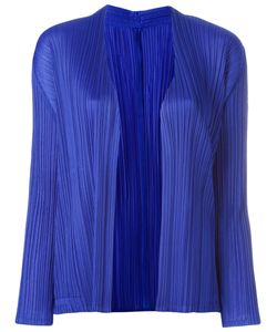 PLEATS PLEASE BY ISSEY MIYAKE | Open Pleated Cardigan 4