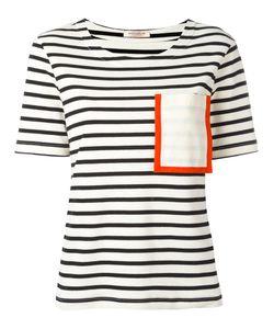 Erika Cavallini | Contrast Pocket T-Shirt Size Medium