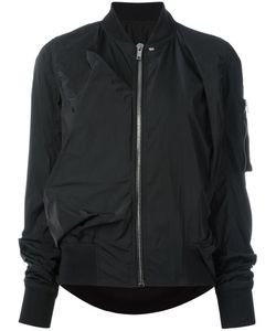 Rick Owens | Swoop Bomber Jacket 42 Polyester/Cupro/Cotton/Wool