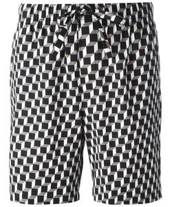 OTIS BATTERBEE | Tile Lounge Shorts Xl Cotton