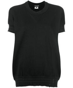 JUNYA WATANABE COMME DES GARCONS | Short Sleeve Sweater