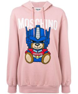 Moschino | Transformer Bear Hoodie
