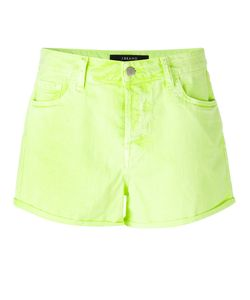 J Brand | Fitted Denim Shorts