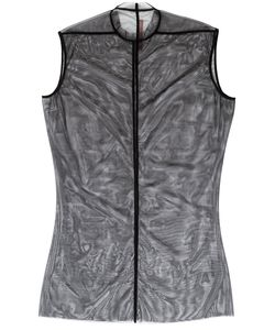Rick Owens Lilies | Mesh Overlay Dress Size 42