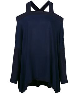 Antonio Marras | Halterneck Top Medium Cotton/Polyamide/Spandex/Elastane/Viscose