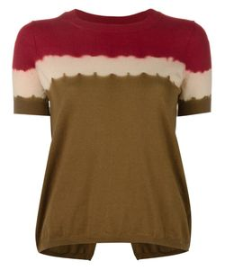 Isabel Marant Étoile | Knitted T-Shirt 38 Cotton/Cashmere
