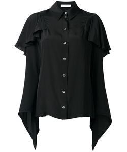 J.W. Anderson | J.W.Anderson Ruffled Shoulder Shirts 6 Silk/Viscose