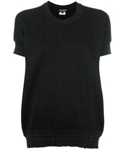 JUNYA WATANABE COMME DES GARCONS | Junya Watanabe Comme Des Garçons Short Sleeve Sweater