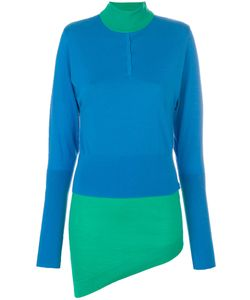 J.W. Anderson | Colour-Block Asymmetric Top Women S