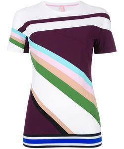 No Ka 'Oi | No Ka Oi Geometric Pattern T-Shirt Xs Polyamide/Spandex/Elastane