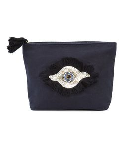 FIGUE | Evil Eye Cosmetic Bag Cotton
