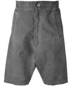 10Sei0Otto | Side Pockets Shorts Small