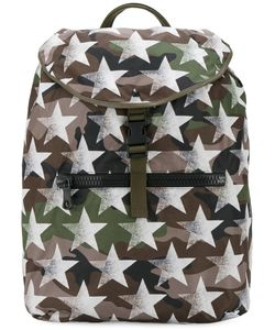 Valentino | Garavani Camustars Backpack Nylon/Cotton/Leather