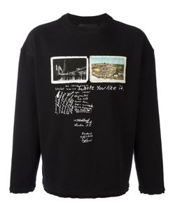 Blood Brother | Hope Sweatshirt Small Cotton