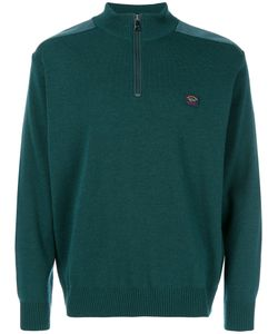 Paul & Shark | Zip Collar Jumper Men Acrylic/Virgin
