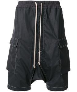 RICK OWENS DRKSHDW | Drop-Crotch Shorts Men