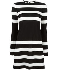 Calvin Klein Collection | Striped Dress 42 Polyamide/Spandex/Elastane/Viscose
