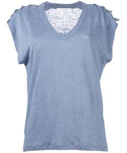 Iro   Lace-Up T-Shirt Size Xs