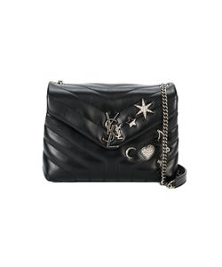 Saint Laurent | Embellished Small College Shoulder Bag