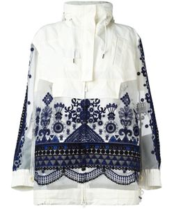 Sacai | Tribal Lace Embroide Jacket 2 Cotton/Polyester