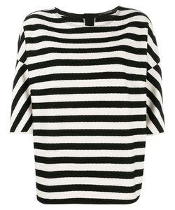 Odeeh | Breton Strip T-Shirt 38 Cotton