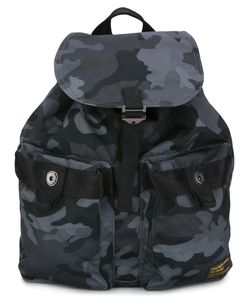 Polo Ralph Lauren | Camouflage Print Backpack Polyester/Nylon