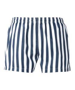 Ron Dorff | Striped Swim Shorts Size Medium