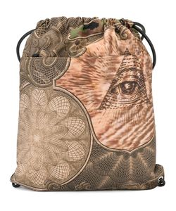 Givenchy | Eye Print Drawstring Backpack