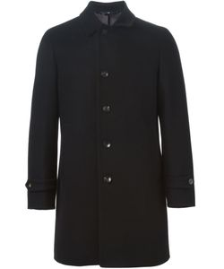 HEVO | Buttoned Single Breasted Coat